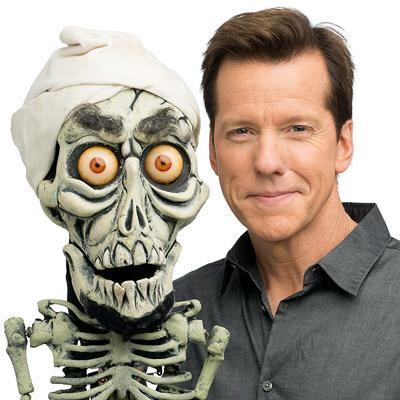 Jeff Dunham at Joe Louis Arena